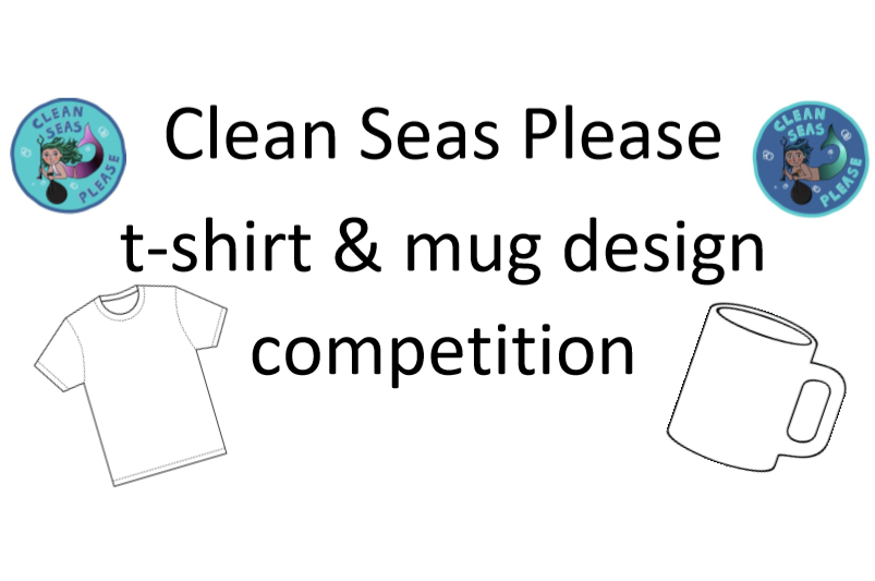 T-shirt and mug design competition